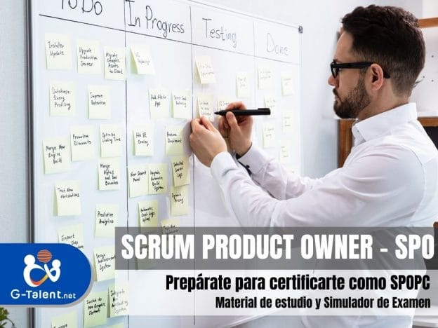 Scrum Product Owner - SPO course image